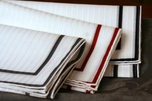 handkerchiefs